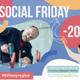 Black Social Friday : 20 euros waardebon !